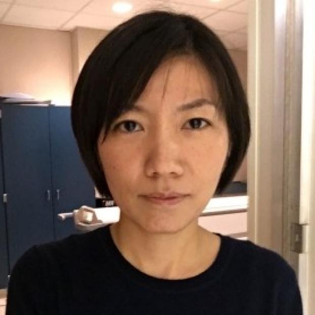 headshot of Yuko Tada
