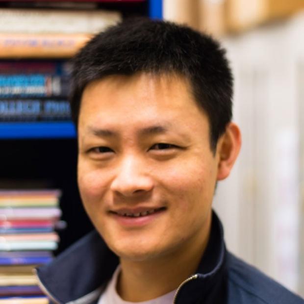headshot of Joe Zhang