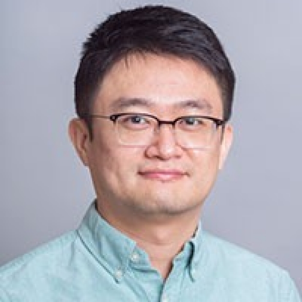 smiling headshot of Yifei Miao