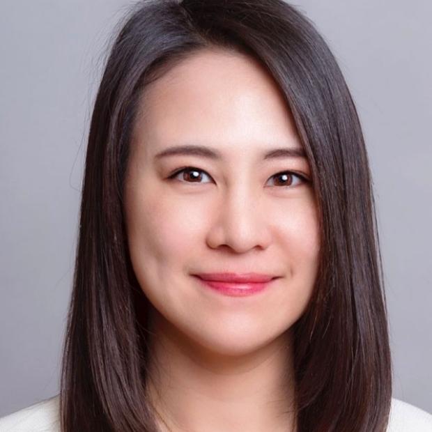 smiling headshot of Mingxia Gu