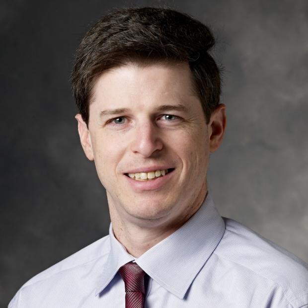 smiling headshot of Ron Witteles