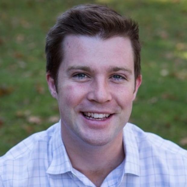 smiling headshot of Wesley McKeithan