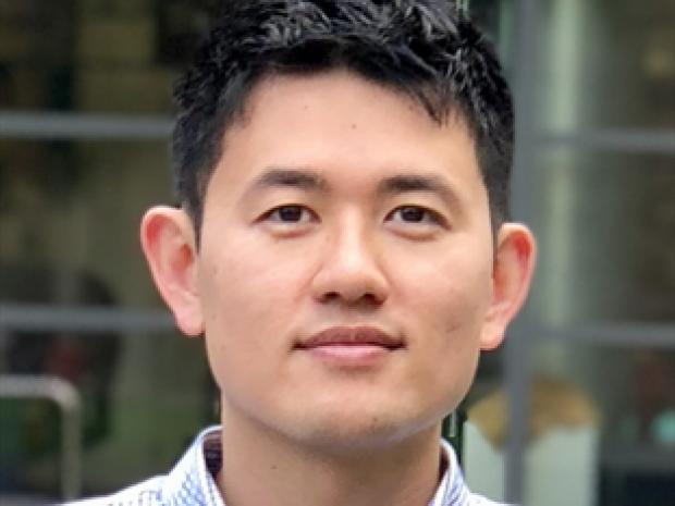 headshot of Edward Lau