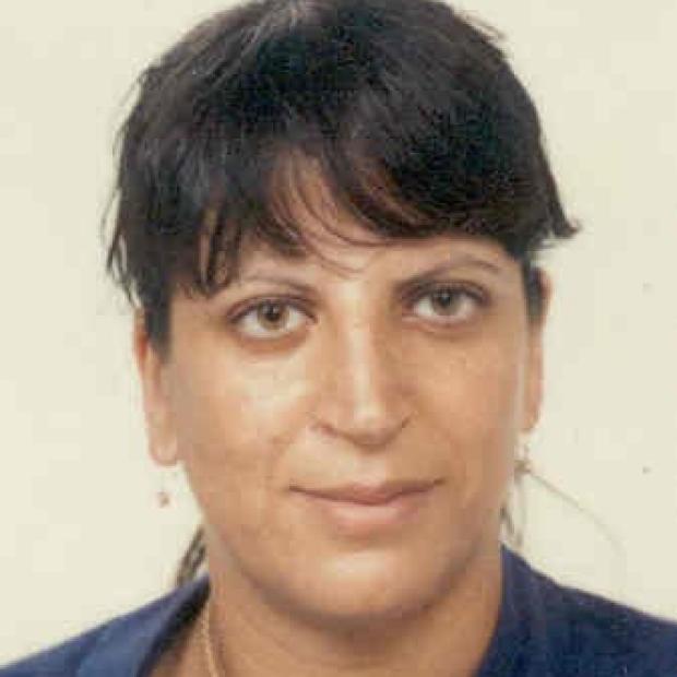 headshot of Aviva Levitas