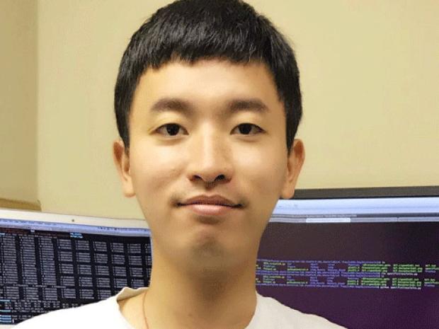 smiling headshot of Dr. Lei Tian