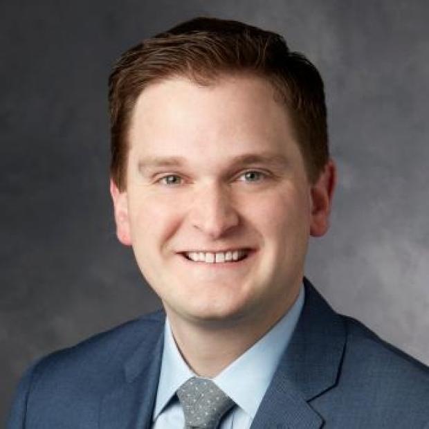 smiling headshot of Michael Paulsen