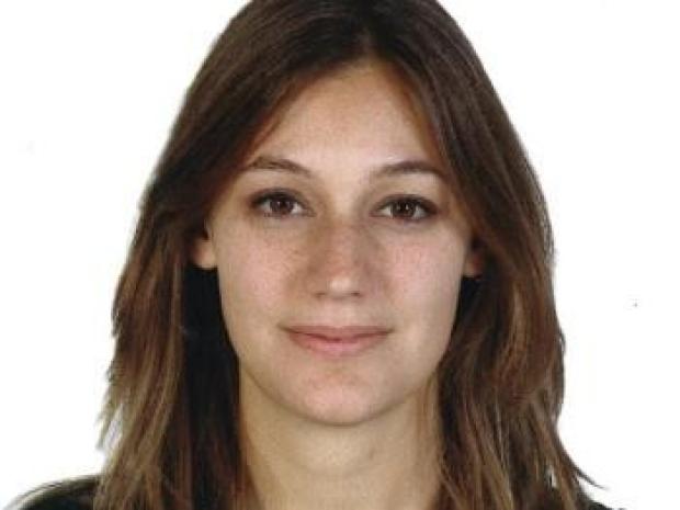 smiling headshot of Francesca Briganti