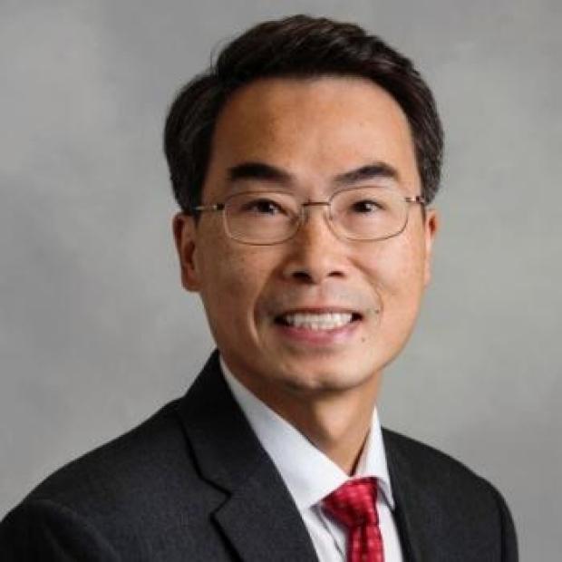 smiling headshot of Joseph C. Wu