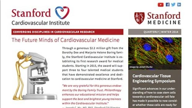 CVI Quarterly - Winter 2013-14