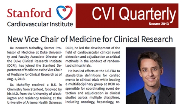 CVI Quarterly - Summer 2013