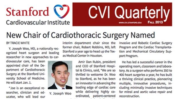 CVI Quarterly - Fall 2013