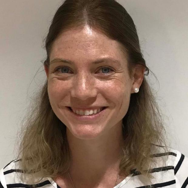 smiling headshot of Amanda Chase