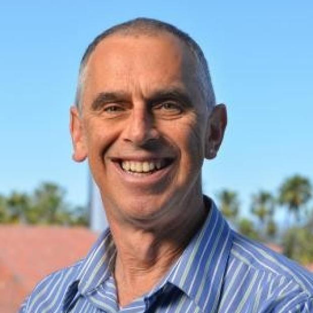 smiling headshot of Russ Altman