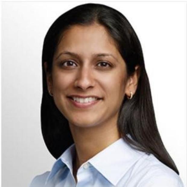 smiling headshot of Ritu Asija