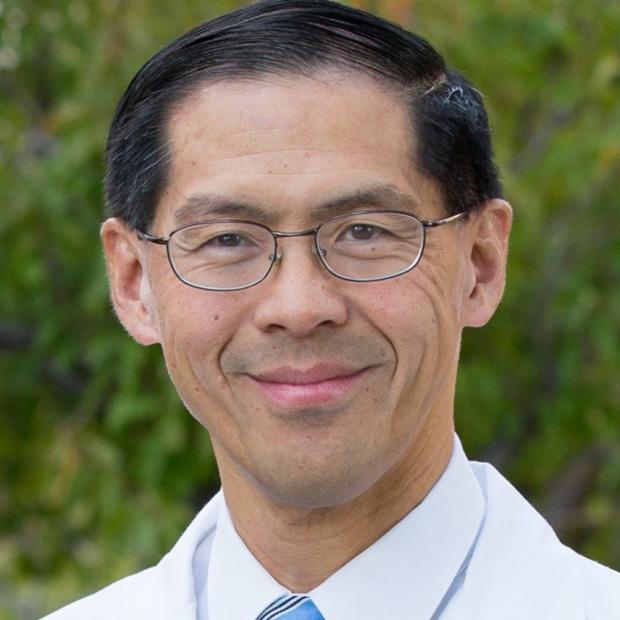 smiling headshot of Paul Wang