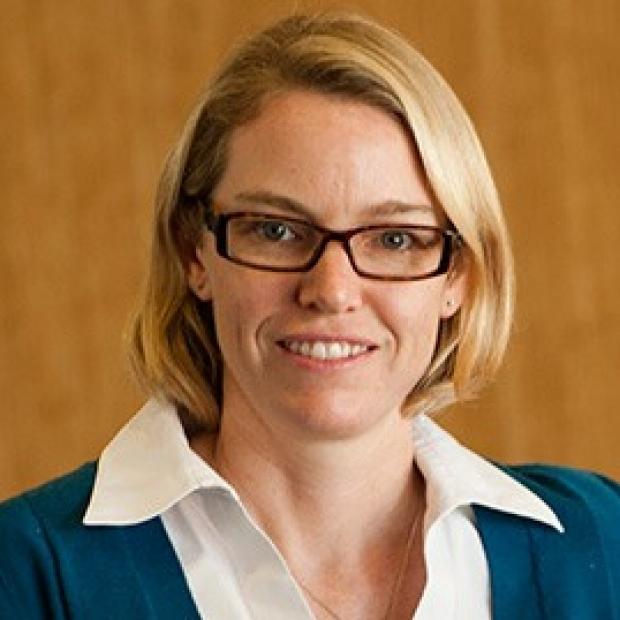 smiling headshot of Daria Mochly-Rosen
