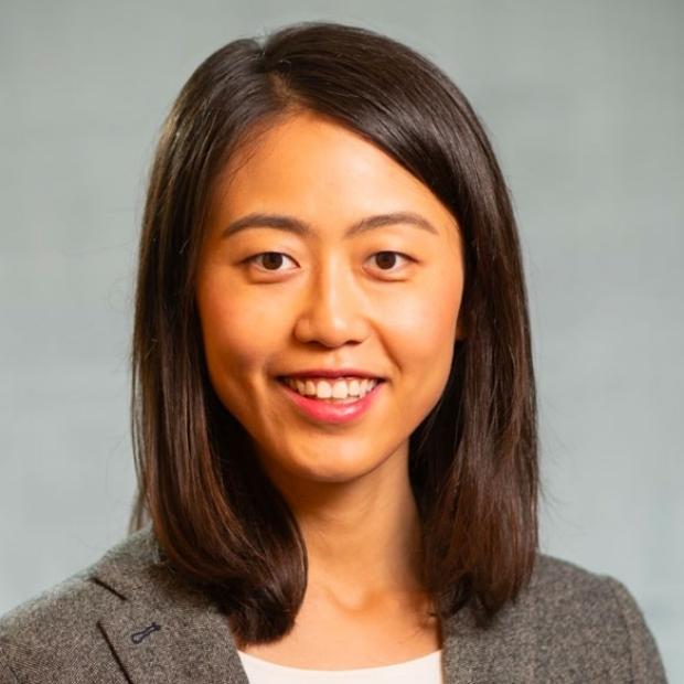 headshot of Xinyuan Lisa Zhang