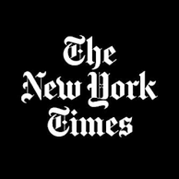 NYT logo from amazon.com