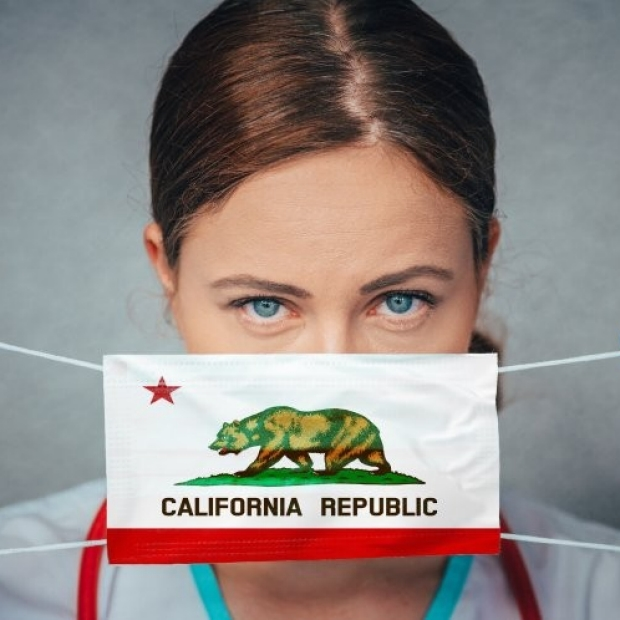California COVID mask image, courtesy of Stanford Health Policy website