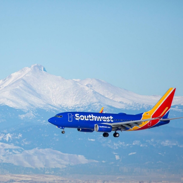 Southwest Airlines plane photo