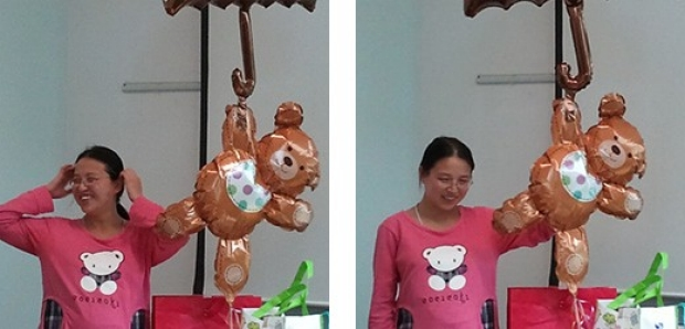 Ling's Baby Shower!