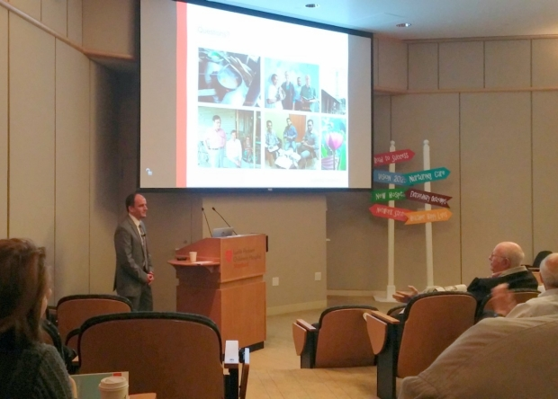 Dr. Eric Nelson - Harvey J. Cohen Endowed Lectureship in Pediatrics Grand Rounds