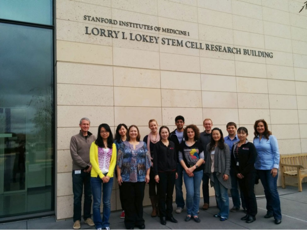 2014 Progenitor Cell Biology Consortium Cardiovascular Differentiation Laboratory Course