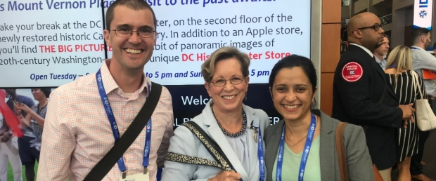 IDWeek with Lucy Tompkins