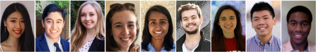 Stanford Immunology PhD Students Class 2019-2020