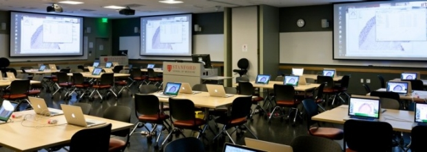 EdTech supports a variety of technology-enabled classrooms and other spaces.