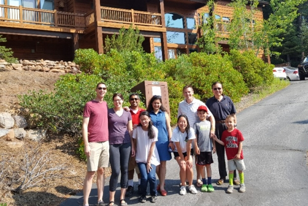 Leeper Lab Retreat Tahoe