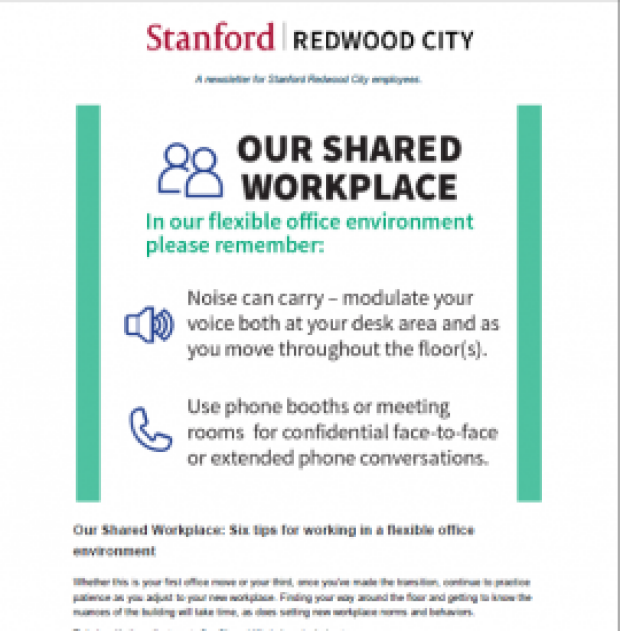 SRWC April newsletter | Redwood City