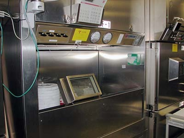 Photo of Quality Control Fume Hood