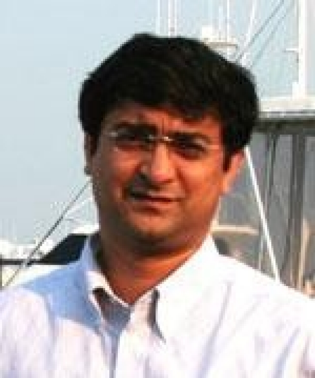 Photo of Shiladitya Sengupta