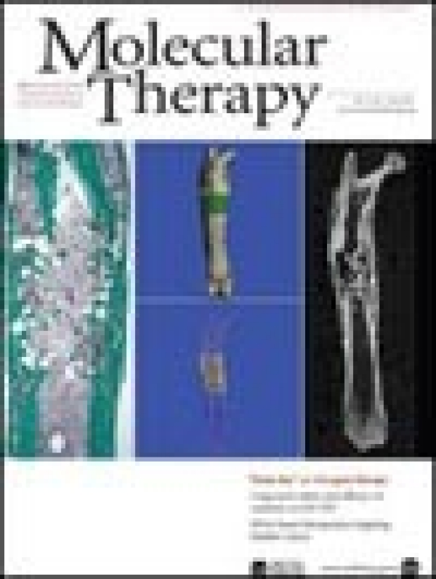 Molecular Therapy 19(5) cover