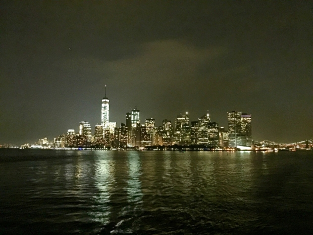 Photo of of NYC from Hudson River
