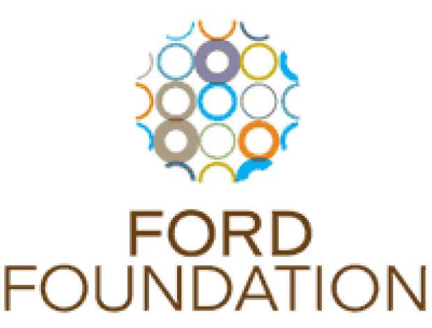 Logo for the Ford Foundation