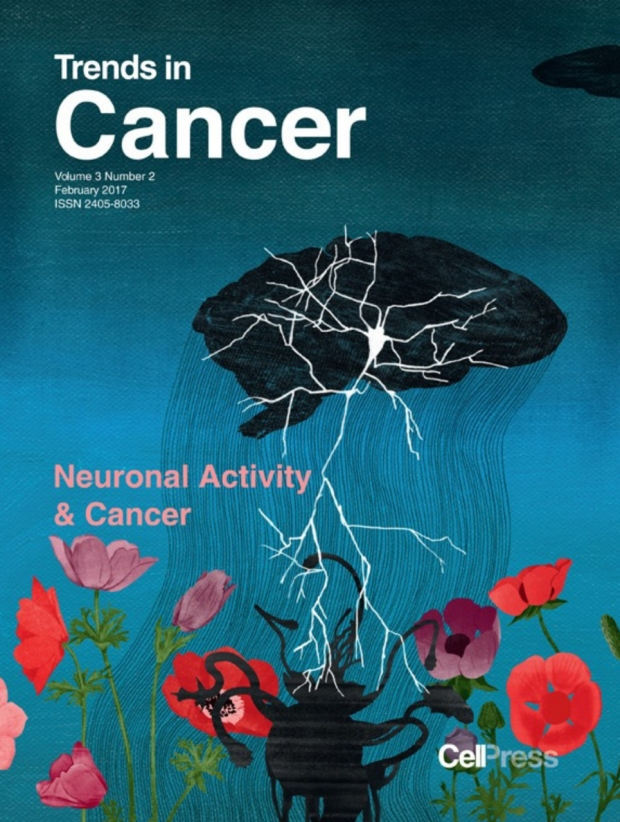 Trends in Cancer Cover