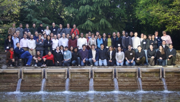 group shot of mstp community at 2010 annual conference