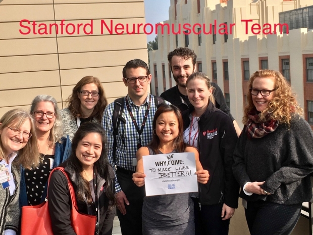 Stanford Neuromuscular Team