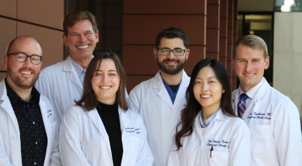 Stanford Stroke Center Fellows 2017