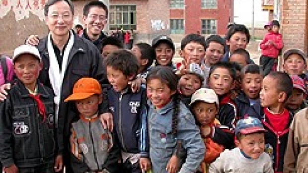 Going to the far ends of China to prevent disease