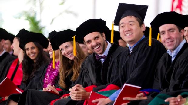 Find your passion, Nobel laureate tells graduates