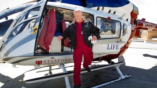 Stanford Life Flight: 30 years of saving lives