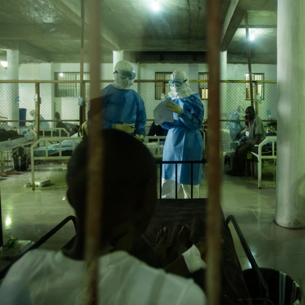Rebuilding trust key to fighting Ebola in Africa