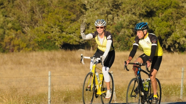 Cyclists to participate in Sept. 27 ride benefitting cancer detection research