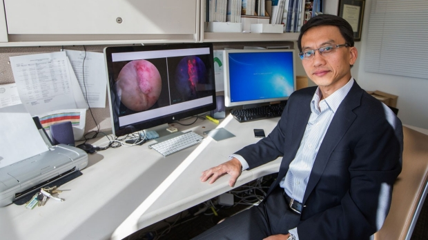 New molecular imaging technology could improve bladder-cancer detection, researchers say