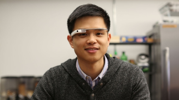 Medical student's startup uses Google Glass to improve patient-physician relationship