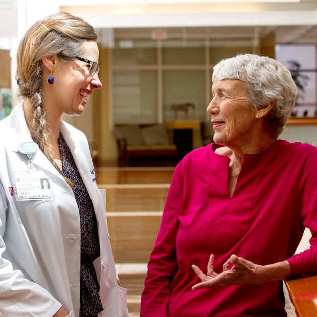 New program assigns personal guides to cancer patients