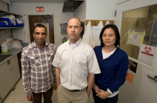 Vici Varghese, Robert Shafer and Soo-Yoon Rhee